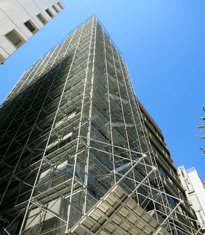 マンション大規模改修、リニューアル事業