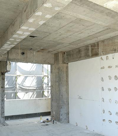 店舗内装・マンション内装、建築技術部