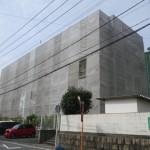 法務省職員宿舎 外壁修繕工事