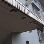 賃貸マンション 内部階段 劣化部補修工事