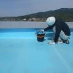 法務省施設 屋上防水 漏水補修工事