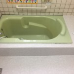 大野城市 浴室 防滑シート工事