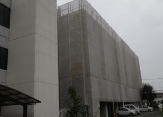ビル大規模修繕工事