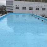 公共施設 屋上防水改修工事