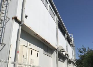 店舗建物 金物改修工事