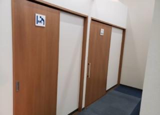 店舗トイレ新設工事